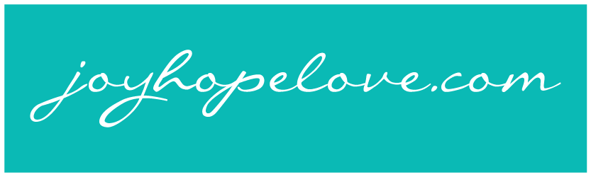 joyhopelove - logo design by accurate expressions