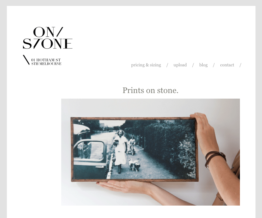 onstone.com.au