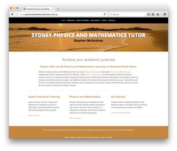 physicsandmathematicstutor.com.au